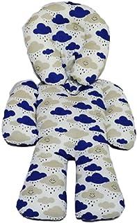 Almofada Protetora Redutor de Bebê Nuvem Azul Royal