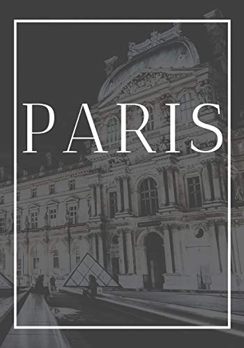 Paris: A decorative book for coffee tables, end tables, bookshelves and interior design styling | Stack city books to add decor to any room. Faded ... interior design savvy people (CITIES, Band 7)