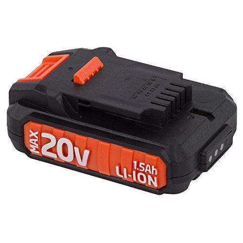 PowerPlus POWDP9010 - Batteria al litio da 20 V, 1500 mAh