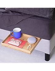 BedShelfie The Original Bedside Shelf - 9 Colores / 3 tamaños - como SE VE EN Business Insider (Slide, Natural)