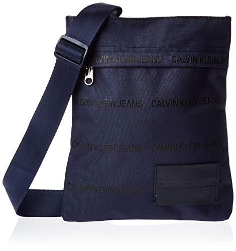 Calvin Klein SP ESSENTIAL FLATPACKHombreShoppers y bolsos de hombroAzul (Navy) 3x28x24 centimeters (B x H x T)