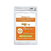 [栄養機能食品]葉酸 マルチビタミン ビオチン サプリ 妊婦 妊活 30日分 ナマサプリ