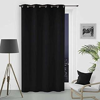Noir Soleil docre Oasis Brise bise 60 x 120 cm Coton Voile
