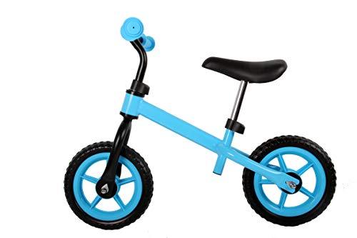 Ricco® Kids Balance Bike with 10' EVA Wheels for 3-6 Year Olds WB25 (BLUE)