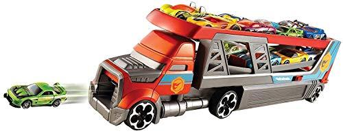 Hot Wheels- Coche de Juguete, Multicolor (Mattel CDJ19)