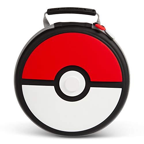 Boîtier de transport PowerA Pokémon pour Nintendo Switch ou Nintendo Switch Lite - Poké Ball, Coque de Protection, Boîtier de Jeu, Boîtier de Console