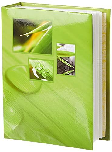 "Hama Minimax-Album \""Singo\"", 13x16,5 cm, 100 Seiten, grün"