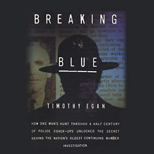 Couverture de Breaking Blue