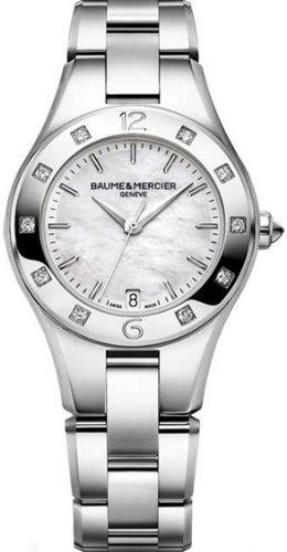 Baume & Mercier linea Ladies orologio 10071
