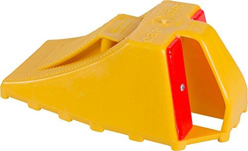 HP Autozubehör 11031 Car Stop Unterlegkeil, gelb