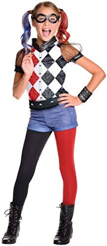 Harley quinn costumes for kids