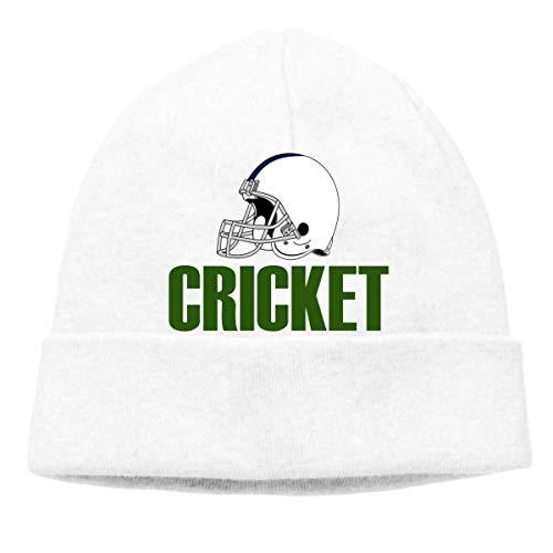 N/Q Cricket Beanies Caps Unisex Soft Cotton Hedging Cap