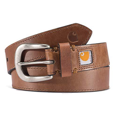 Carhartt Legacy Belt, Tan with Nickel Roller Finish, L