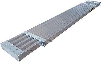 MetalTech 13 ft. Aluminum Telescoping Work Plank