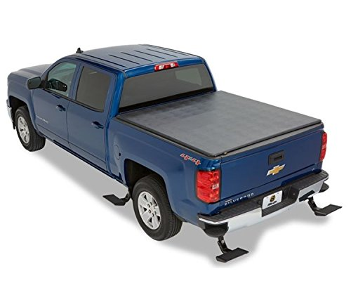 Bestop 7530015 TrekStep, Rear-Mount - Chevy/GMC 2007-2013 Silverado/Sierra 1500 (New Body Style Only) and 2007-2014 2500/3500 HD