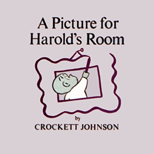 A Picture for Harold's Room audiobook cover art