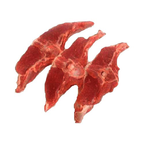 Lammkotelett, Lammruecken mit Knochen als Kotekett portioniert, 1.000 g