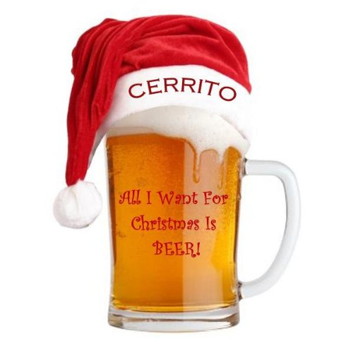 Christmas Beer.All I Want For Christmas Is Beer By Cerrito On Amazon Music