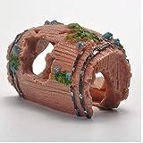 Dorime Acuario Tanque de Peces de Resina sintética Cueva Ornamento Paisajismo Accesorios de Animales acuáticos Decorativos