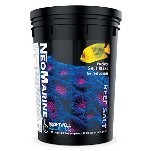 Brightwell Aquatics ABANMAR150 Neomarine Marine Salt for Aquariums