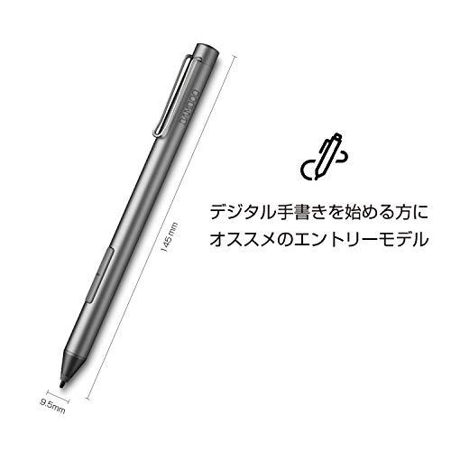 41uToZLEJsL-ワコムの「BAMBOO Ink」をPixelbook用にいまさら購入したのでレビュー