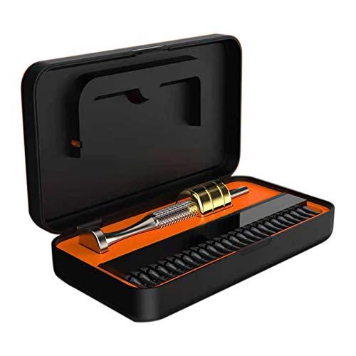 48en1 Destornilladores de precisión kit para teléfono Reparar teléfono celular, iPhone, iPad, MacBook, PC, tablet, portátil, Xbox, consola de juegos