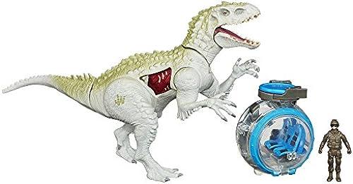 Unbekannt Jurassic World Indominus-Rex-vs.-Gyrosphere-Set