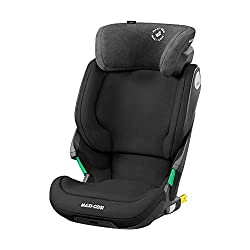 Child car seat, suitable to use from 3.5 to 12 years (approx from 100 cm to 150 cm) ISOFIX installation is possible with this group 2/3 car seat for optimal stability Quick and easy to buckle up: This ISOFIX car seat is designed to enable children to...