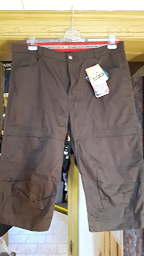 VAUDE Brodie Olive Short pour Homme Taille 56
