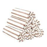 JML Microfiber Beach Towels, Quick Dry Towel Set (6Pack, 27' x 55') - Cabana Stripe - Multi Purpose...
