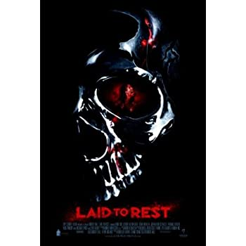 Laid To Rest Movie Poster 24x36