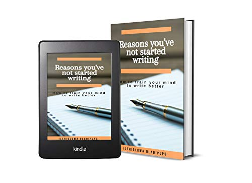 Reasons You've Not Started Writing (English Edition)