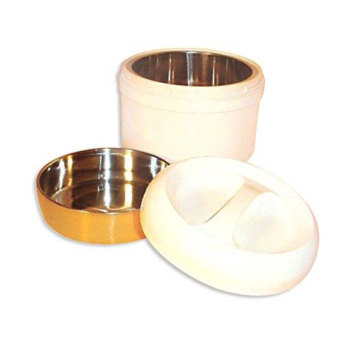 TAMLED SET Thermobehälter 4 Liter mit separatem Speiseeinsatz