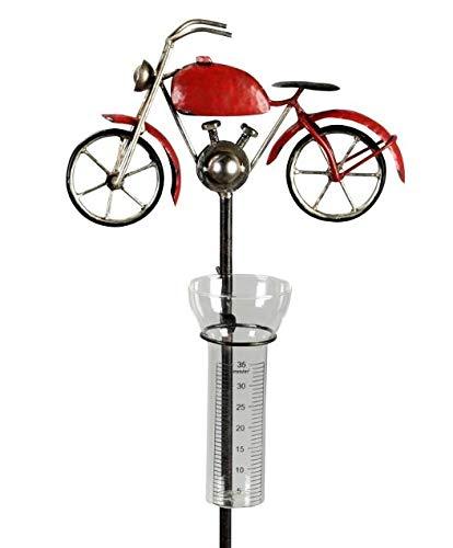 Pommerntraum ® | Regenmesser | Niederschlagsmesser | Pluviometer | Motorrad | Moped | Bike | Chopper