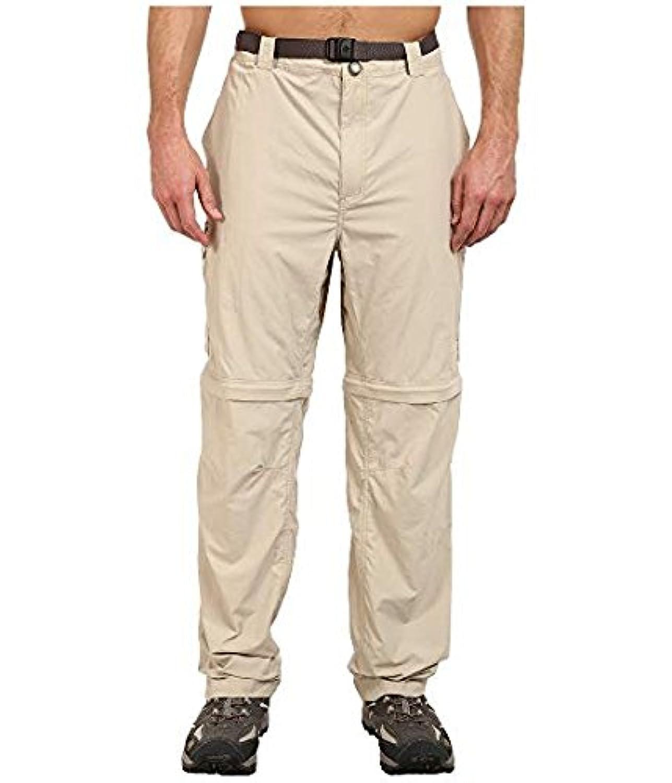 コロンビア Columbia メンズ パンツ Fossil Silver Ridge Convertible Pant - Extended [並行輸入品]