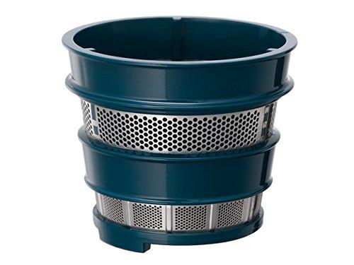 Einsatz (Smoothies) AJD42-159-B0 kompatibel mit Panasonic MJL500 MJL600 Entsafter, Slow Juicer