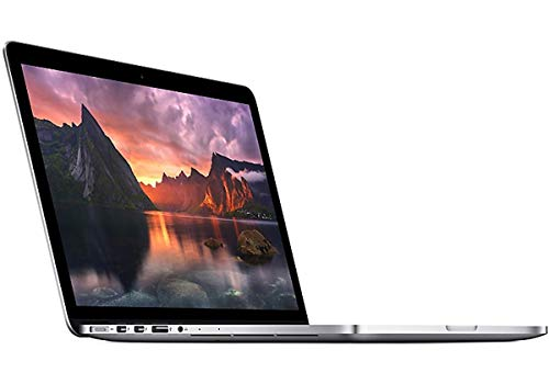 Apple MacBook Pro Retina 13' MGX72LL/A / Intel Core i5 2.6 GHz / RAM 8 GB / 128 GB ssd / Tastiera qwerty UK (Ricondizionato)