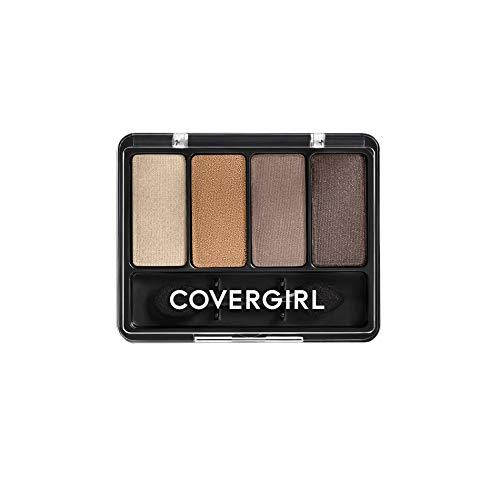 COVERGIRL Eye Enhancers Eyeshadow Kit, Al Fresco, 4 Colors