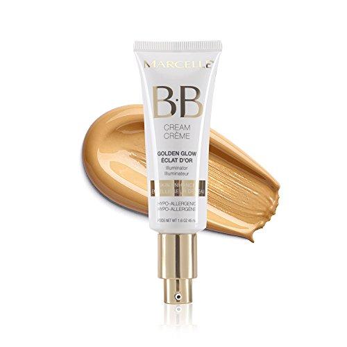 Marcelle BB Cream Illuminator, Golden Glow, 1;6 Ounces