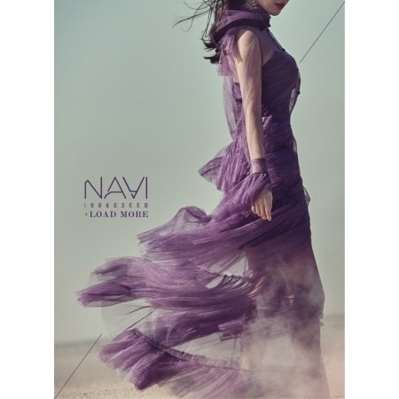 Navi - +LOAD MORE 3RD Mini Album CD+20p Booklet Kpop Sealed