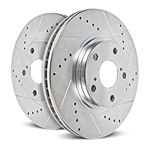 Autospecialty KOE2993 1-Click OE Replacement Brake Kit Power Stop