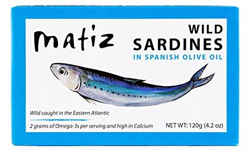 Matiz España Wild Sardines