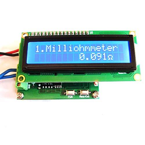 HR390 Milliohm Meter
