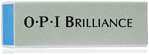 OPI Nail Files, Brilliance Block File, Single Pack