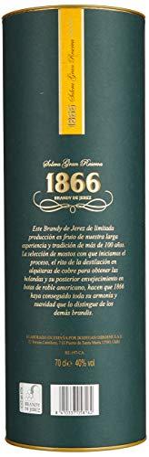1866 Brandy Gran Reserva (1 x 0.7 l) - 5