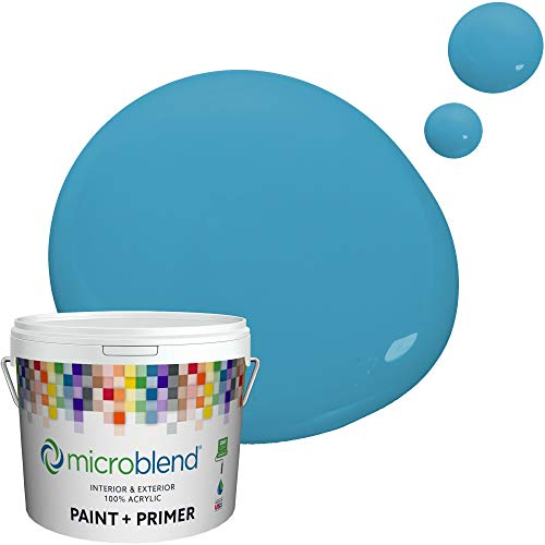 Microblend Exterior Paint and Primer