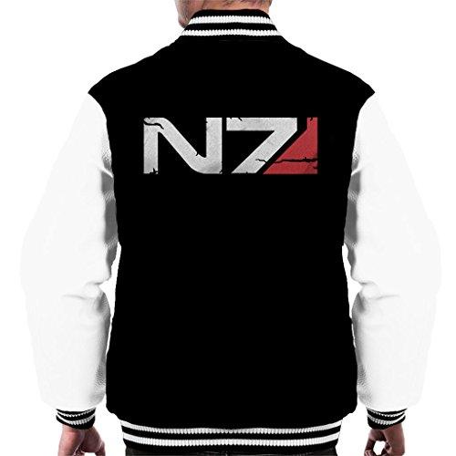 Cloud City 7 Mass Effect N7 Armour Men's Varsity Jacket