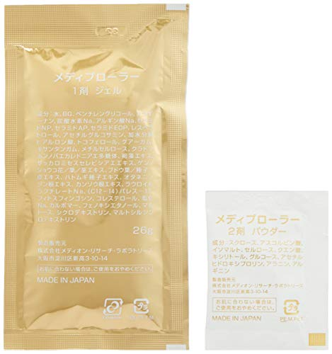 Mediplorer(メディプローラー)CO2ジェルマスク(6回分)