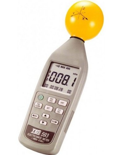 Sale!! Gowe EMF Meter Triaxial Data Logger(10MHz to 8.0GHz), Electrosomg Meter