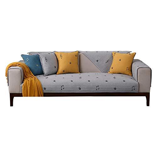 Amosiwallart Non-slip universal colorful sofa cover for all seasons (cover all sofas)